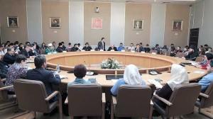 Круглый стол православных и мусульман