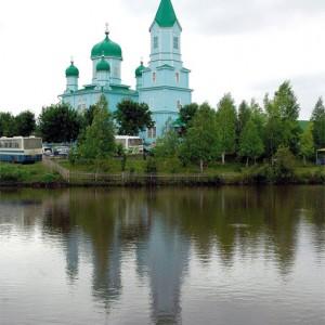 Храм Архангела Михаила в селе Красные Ключи