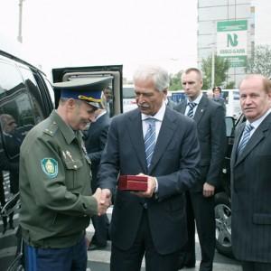 Вопрос атаману Глуховскому: «За что награда?»