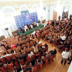 """Панельная дискуссия на Медиафоруме """"Оренбуржье-2014"""""""