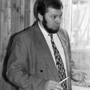 Председатель объединения профсоюзов СОЦПРОФ Сергей Храмов проводит семинар в Оренбурге