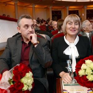 Оренбургские журналисты с наградами