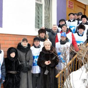У офиса Координационного совета Оренбургского союза СОЦПРОФ