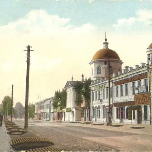 Благовещенская (Вознесенская) церковь