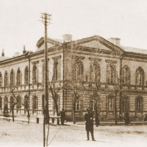 Кирилло-Мефодиевская церковь при мужской гимназии
