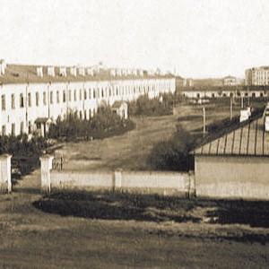 Новгород-Северская Богородицкая церковь при юнкерском казачьем училище