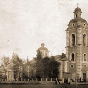 Преображенский собор в Оренбурге