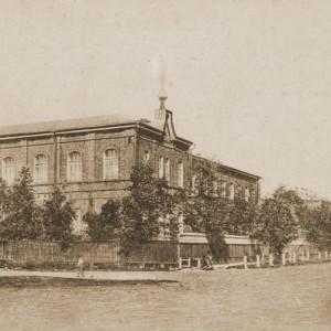 Софиевская церковь при епархиальном женском училище