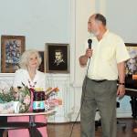 Поздравление представителя правительства Оренбургской области Олега Николаева