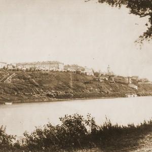 Первые храмы Оренбурга