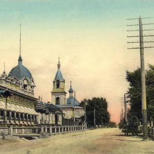 Троицкая церковь в Оренбурге