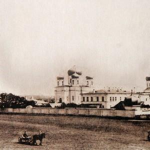Бузулукский женский монастырь (разрушен богоборческой властью)