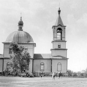 Храм в честь Казанской иконы Божией Матери (село Черкассы, 1961 год)