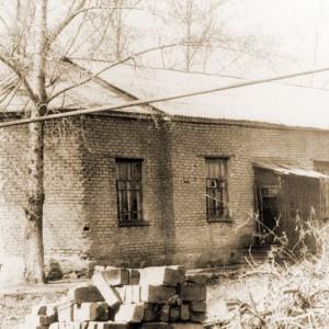 Вид храма Симеона Верхотурского с 1961 по 1991 годы