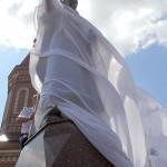 Открытие памятника вятому князю Владимиру