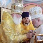 Награждение протоиерея Николая Стремского орденом священномученика Макария Оренбургского