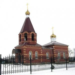 Храм Казанской иконы Божией Матери в селе Новосокулак