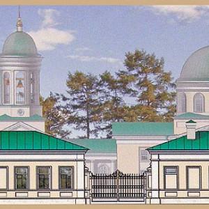 Проект восстановления храма Христа Спасителя