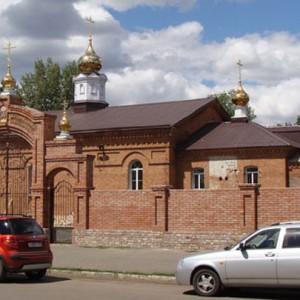 Главный вход современного Успенского женского монастыря