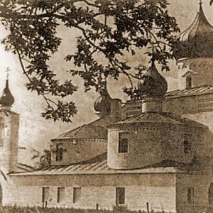 Храм Ивангородского подворья Николаевского Илецкого монастыря