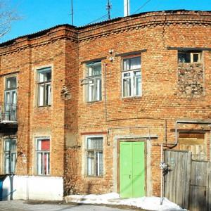 Современное состояние здания храма Пантелеимоновского  подворья