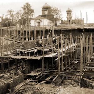 Строительство ТЭЦ на территории Богодуховского монастыря